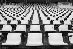 placera stadionen Arkivbild