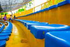 placera stadionen Royaltyfri Bild