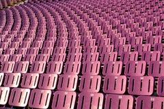 placerar stadion Arkivfoto
