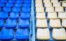 placerar stadion Royaltyfri Fotografi