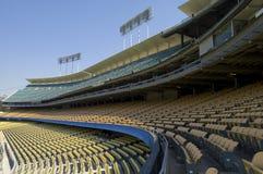 placerar stadion Fotografering för Bildbyråer