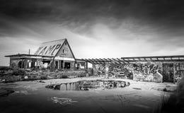 Places abandonnées Images libres de droits