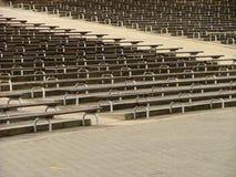Places assises Photos libres de droits