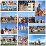 Places in Europe Stock Photos