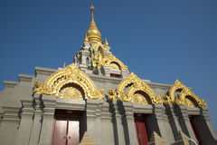 Places of worship Buddha Relics Pagoda. Royalty Free Stock Images