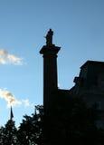 Placez Jacques Cartier à vieux Montréal Photo libre de droits