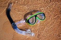 placez la natation Image libre de droits