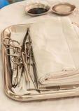 Placez la suture Photo stock
