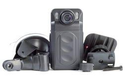Placez la voiture DVR Photographie stock