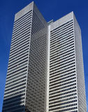 Placez le bâtiment de Marie de ville Image stock