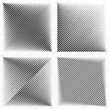 Placez le fond d'art de bruit de manga, lignes diagonales rayures, avec l'accélération active de vitesse d'effet, modèle d'image  Image libre de droits
