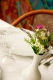 Placez le restaurant Image stock