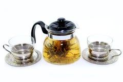 placez le thé Photographie stock libre de droits