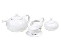 placez le thé Photo stock