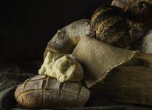Placez le village de pains Photos libres de droits