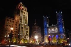 Placez les d'Armes, Montréal Photo libre de droits