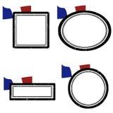 Placez les Frances Image libre de droits