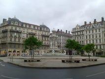 Placez les Frances de Lyon de jacobin photographie stock