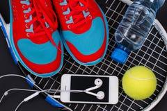 Placez pour des activités de sports Image stock