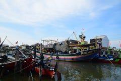 Placez pour la pêche Photo libre de droits