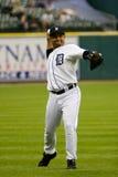 Placido Polanco of the Detroit Tigers Stock Photo