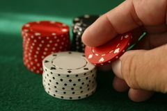 Free Placing The Bet Stock Images - 902444