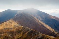 Placlive peak at Tatras Stock Photo