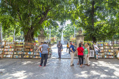 Placu des Armas Hawański, Kuba -3 obraz royalty free