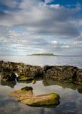 Pladda wybrzeże obraz stock