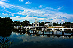 Plaengyao district, Chachoengsao, Thailand on September 27, 2015 Royalty Free Stock Photo