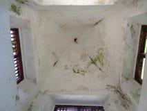 Plafon wody kasztel zdjęcie stock