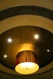 Plafond royalty-vrije stock fotografie