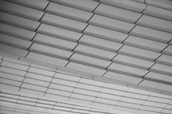 Plafond bij Haneda Luchthaven 2 royalty-vrije stock foto