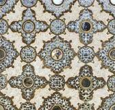 Plafond dans Hall Of Mirrors Image libre de droits