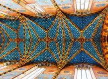 Plafond de basilique Photos libres de droits