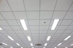 Plafond de bureau photos libres de droits
