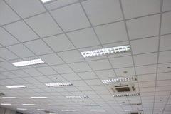 Plafond de bureau photographie stock