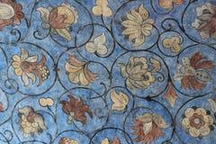 Plafond de cathédrale de St Basil Images libres de droits