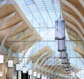 Plafond de centre commercial Images libres de droits