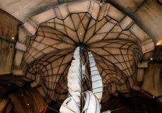 Plafond de chambre de sept sauges Images stock