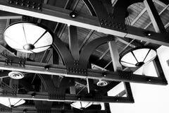 Plafond de détail d'architecture Photographie stock