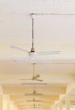 Plafond de fan Photographie stock libre de droits