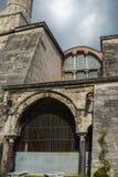 Holy basilica Sofía, Istambul - Turkey. Plafond de la basilique Sainte Sophie, Istambul - Turquie royalty free stock photo