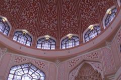 Plafond de mosquée Images libres de droits