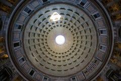 Plafond de Panthéon Photo libre de droits