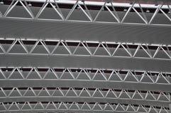 Plafond de structure métallique Image libre de droits