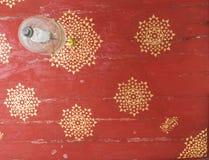 Plafond de temple Photographie stock libre de droits
