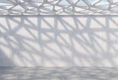Plafond de verre coloré Image stock