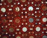 Plafond, Dowlatabad huis, Esfahan Royalty-vrije Stock Foto