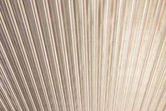 Plafond en aluminium de feuille - utilisé comme photo de fond Image stock